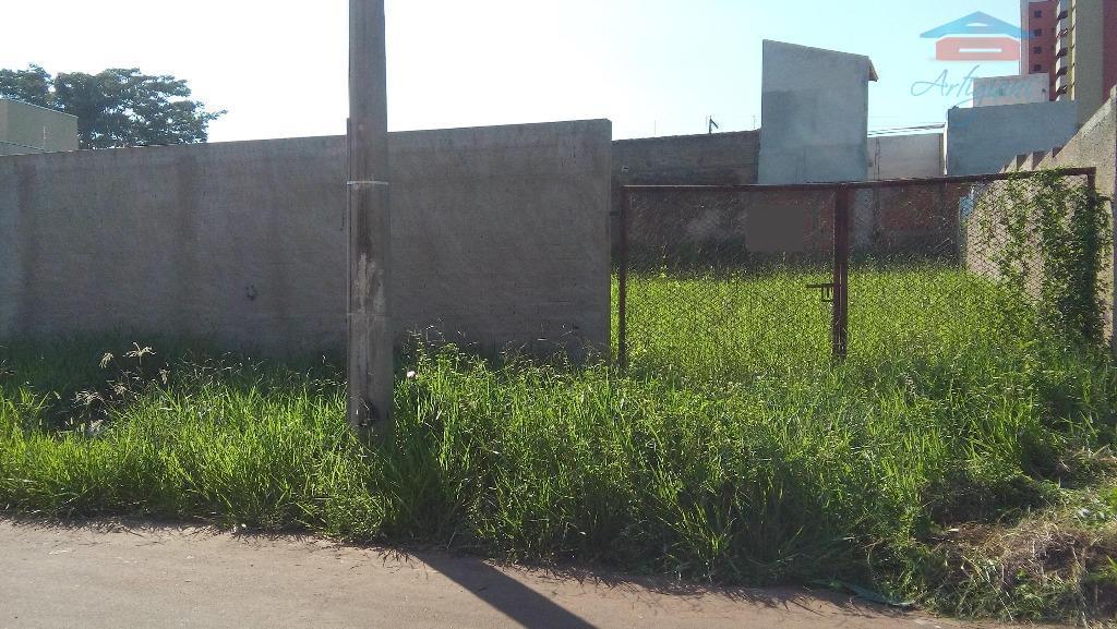 Terreno residencial à venda, Parque São Luiz, Mogi Guaçu.