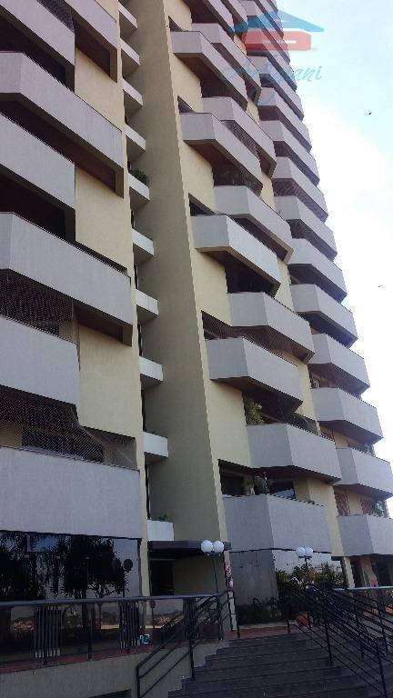 Apartamento residencial à venda, Centro, Mogi Guaçu.