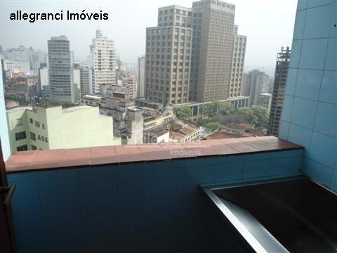 Apartamento residencial para locação, Sé, São Paulo.