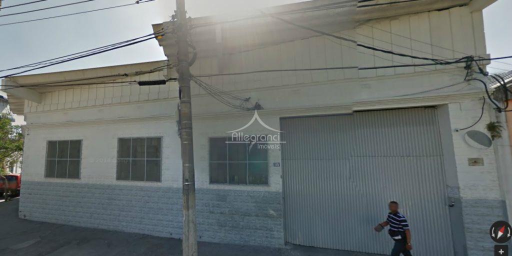 Galpão comercial à venda, Belenzinho, São Paulo - GA0026.