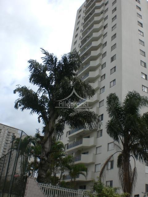 Apartamento residencial à venda, Belenzinho, São Paulo - AP0620.