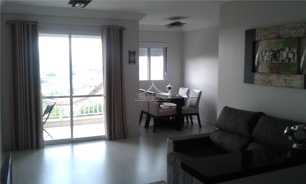 Apartamento residencial à venda, Belenzinho, São Paulo - AP0552.