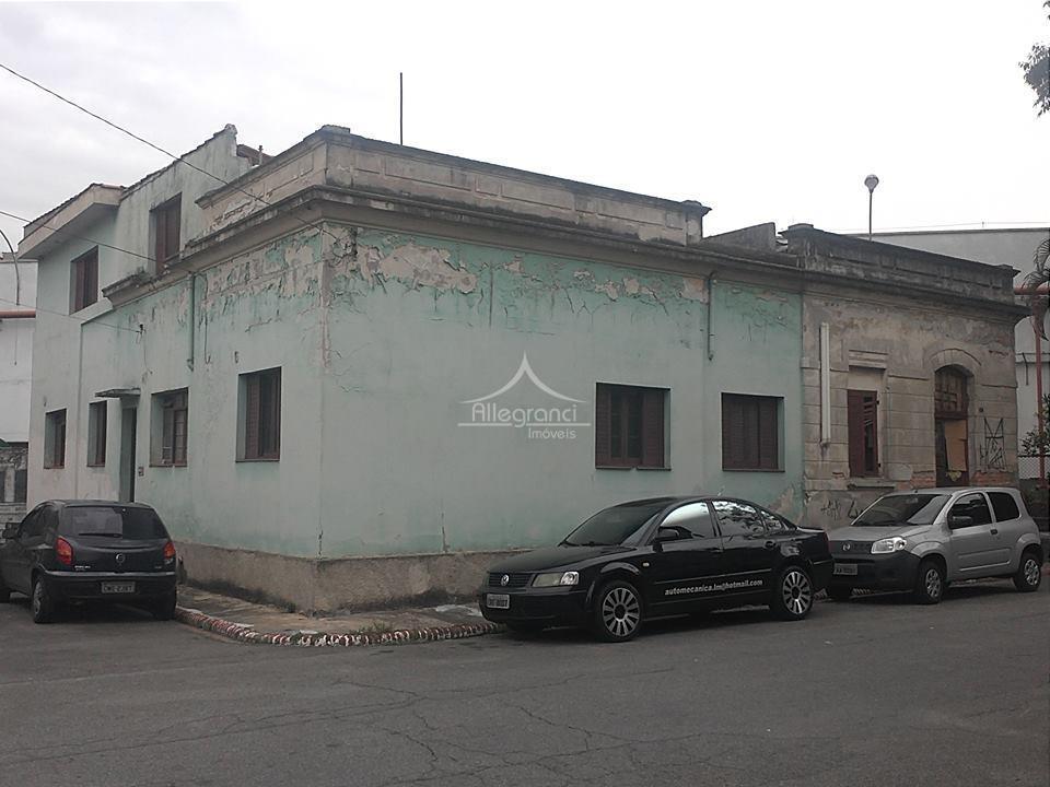 Casa residencial à venda, Vila Maria Zélia, São Paulo - CA0286.