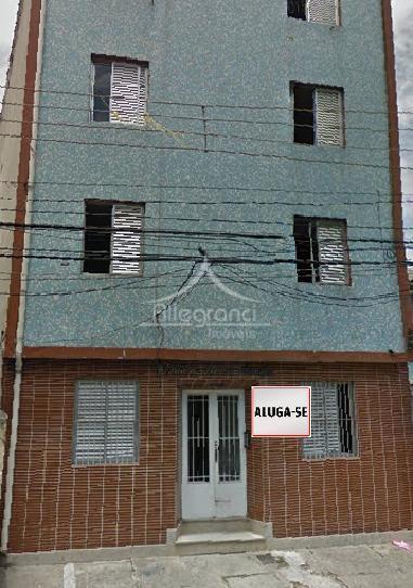Kitnet residencial para locação, Belém, São Paulo.