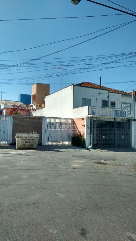 Casa residencial à venda, Belenzinho, São Paulo - CA0199.