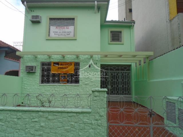 Casa comercial para locação, Belenzinho, São Paulo - CA0158.