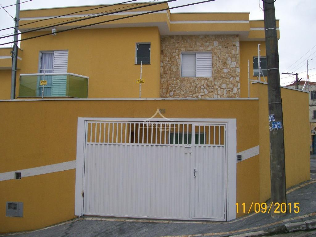 Casa residencial à venda, Vila Carrão, São Paulo - CA0375.