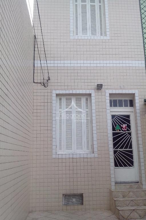 Casa residencial à venda, Belenzinho, São Paulo - CA0269.