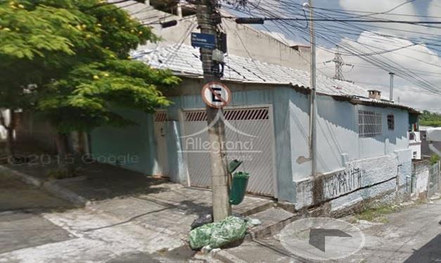 Terreno  residencial à venda, Cidade Mãe do Céu, São Paulo.