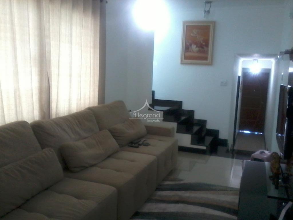 Casa residencial à venda, Belenzinho, São Paulo - CA0295.