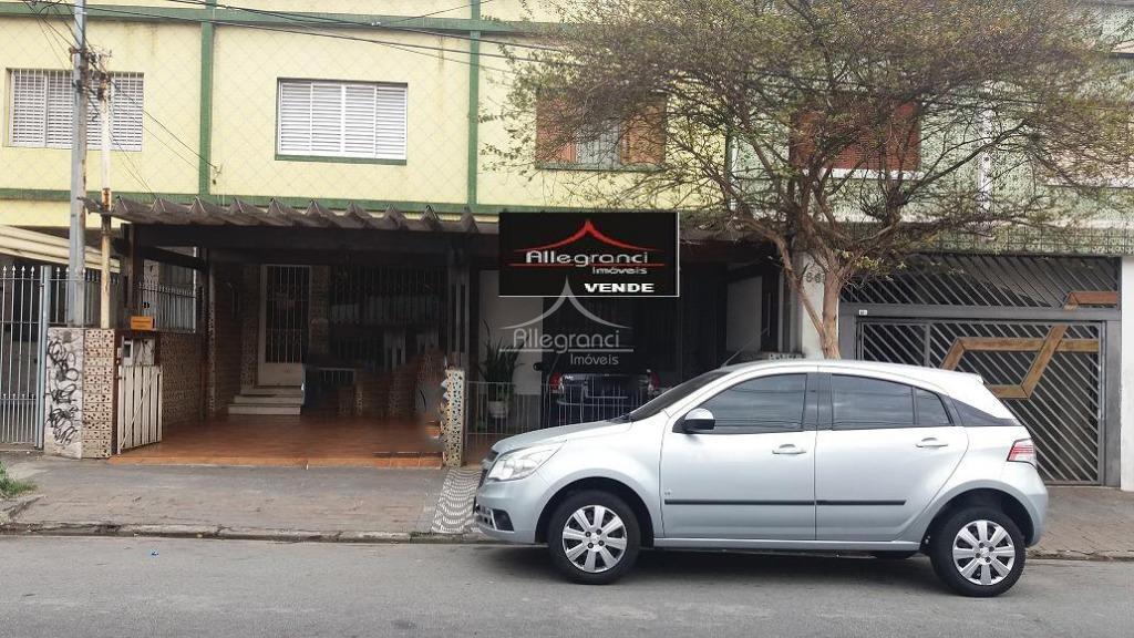 Casa residencial à venda, Tatuapé, São Paulo - CA0382.