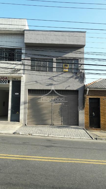 Salão comercial para locação, Quarta Parada, São Paulo.