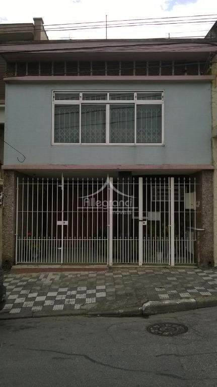 Casa residencial à venda, Vila Maria Alta, São Paulo - CA0278.