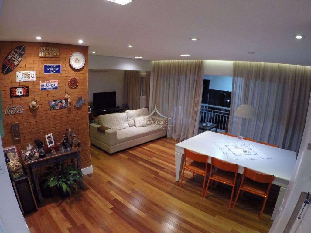 Apartamento residencial à venda, Belenzinho, São Paulo - AP1173.