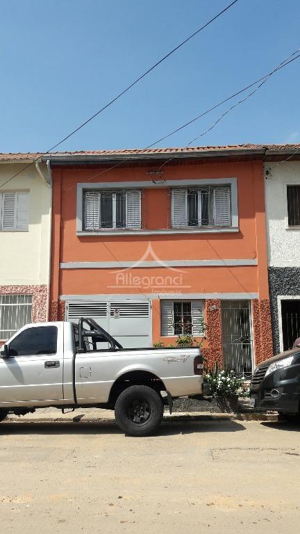 Casa residencial à venda, Brás, São Paulo - CA0290.