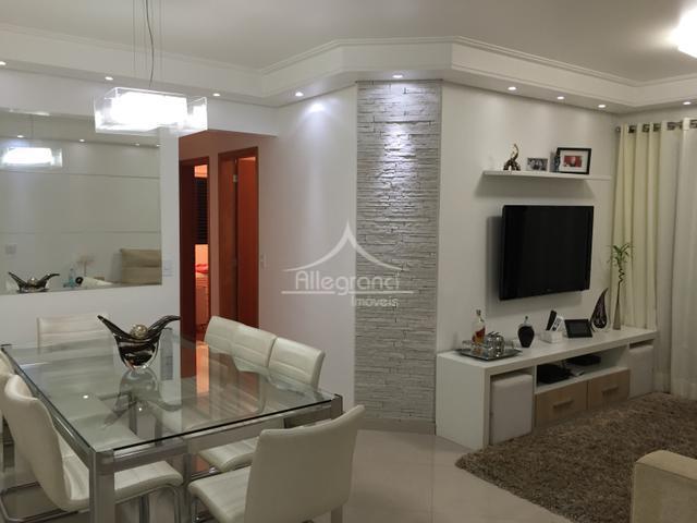 lindo apartamentosala 2 ambientes com sacada3 dormitórios sendo 1 com suíte1 banheiro socialcozinhaárea de serviço2 vagas...