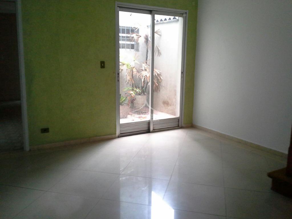 Casa residencial à venda, Belenzinho, São Paulo - CA0291.