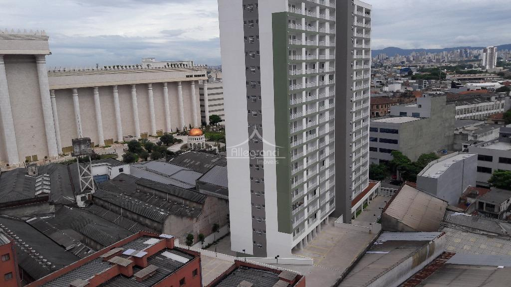 apartamento de 43 metros com 1 dormitório,sala,cozinha,banheiro,área de serviço,próximo ao comercio do brás.