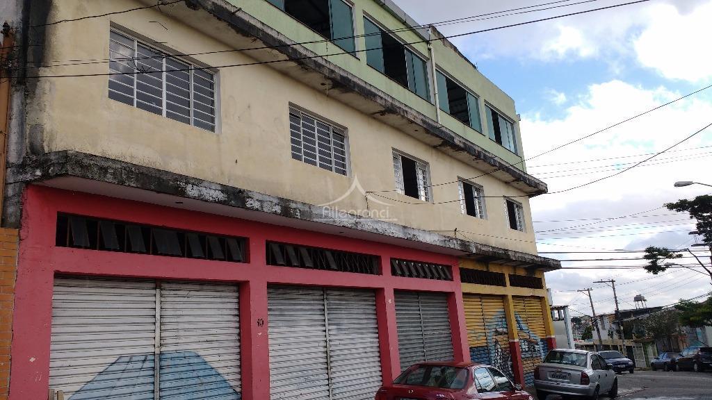 Salão comercial para locação, Limão, São Paulo.