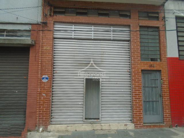 Salão comercial para locação, Belenzinho, São Paulo.
