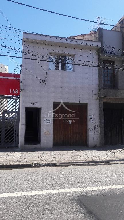 Casa comercial para locação, Belenzinho, São Paulo.