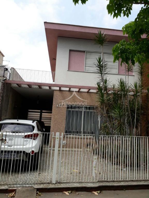 Casa residencial à venda, Belenzinho, São Paulo.