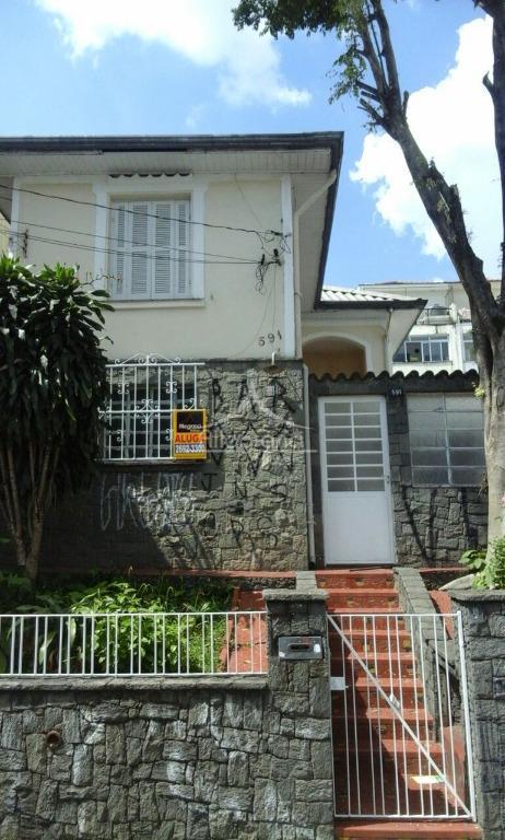 Casa residencial para locação, Vila Regente Feijó, São Paulo.