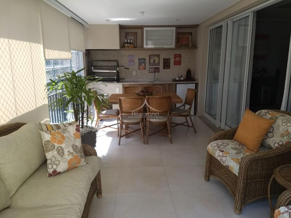 apartamento no 1ºandar com varanda estendida condomínio club sala 2 ambientes com varanda gourmet3 dormitórios com...
