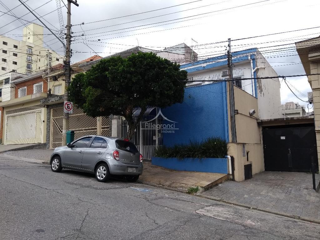 Casa comercial para locação, Belém, São Paulo.