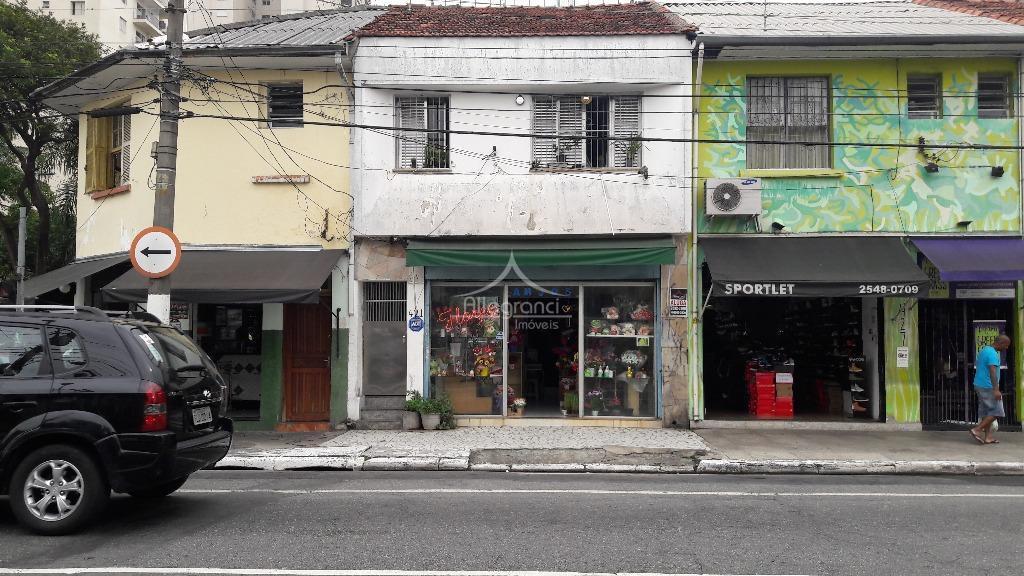 Loja comercial para locação, Belenzinho, São Paulo.