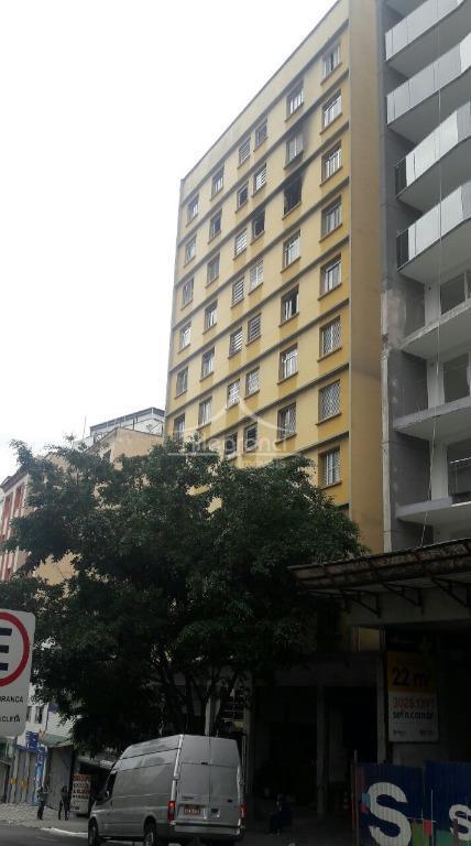 Apartamento residencial à venda, Sé, São Paulo.