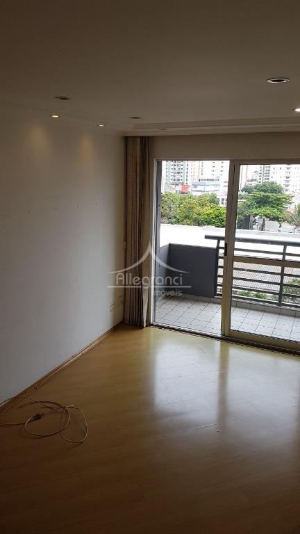 Apartamento residencial à venda, Tatuapé, São Paulo.
