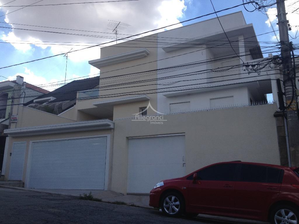 Sobrado residencial à venda, Água Rasa, São Paulo.