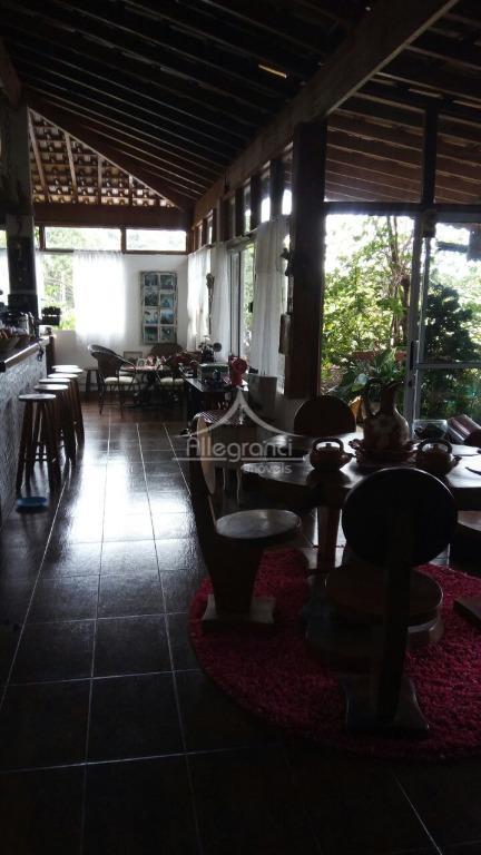 Chácara residencial à venda, Canguerinha, Mairinque.