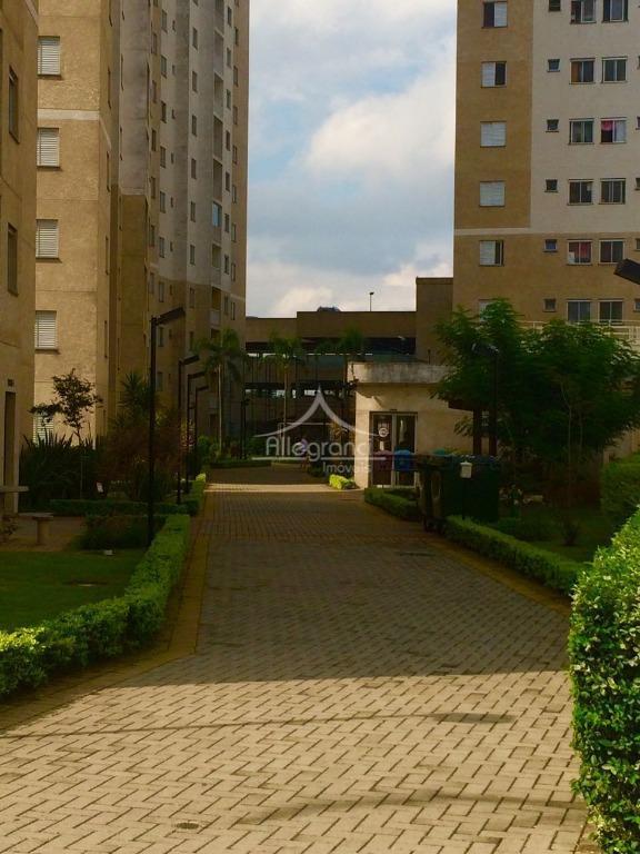 Apartamento residencial à venda, Tatuapé, São Paulo - AP1797.