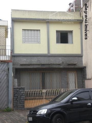 Casa residencial à venda, Belenzinho, São Paulo - CA0048.