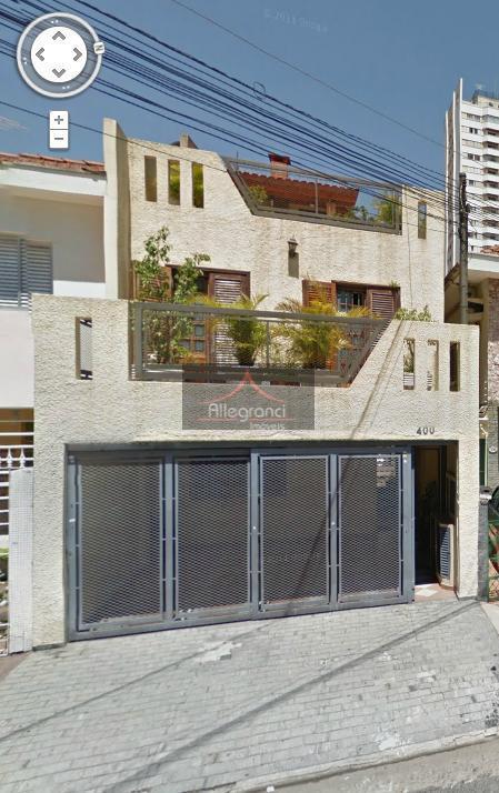 Casa residencial à venda, Belém, São Paulo - CA0103.