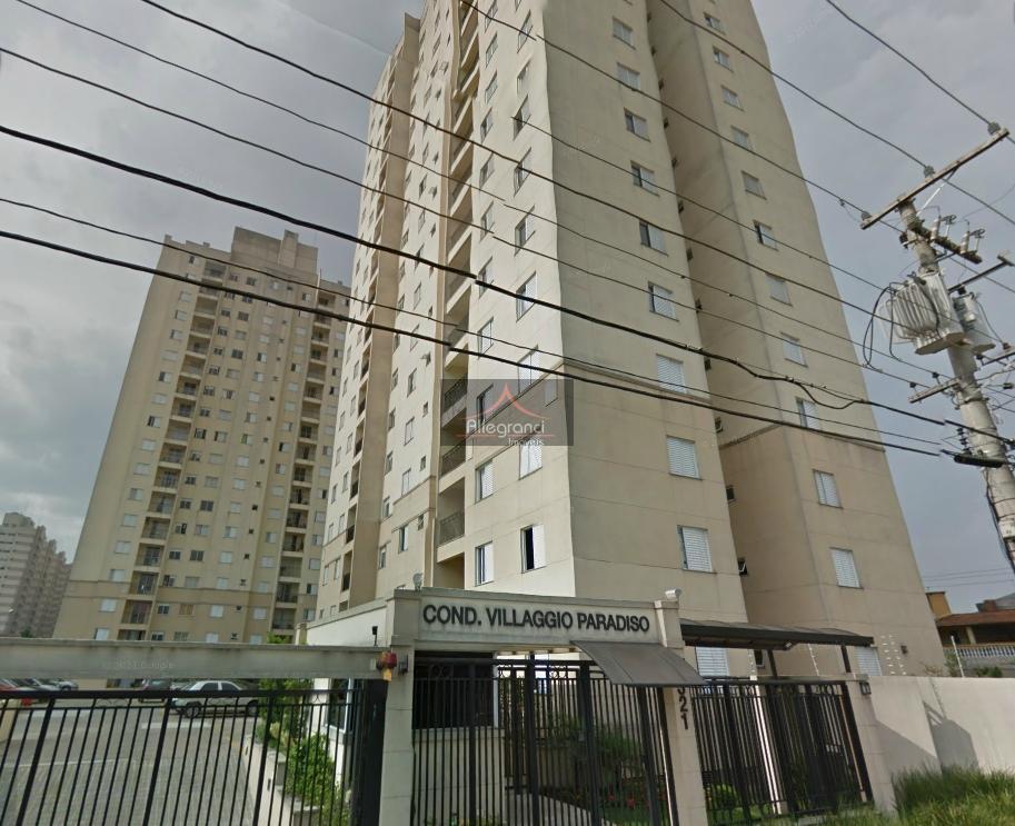 Apartamento residencial à venda, Chácara Califórnia, São Paulo - AP0030.