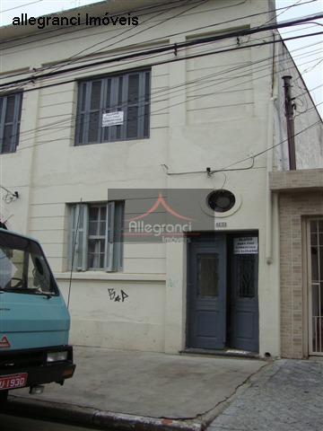 Casa comercial para locação, Belenzinho, São Paulo - CA0349.