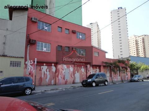 Prédio comercial à venda, Belenzinho, São Paulo - PR0009.