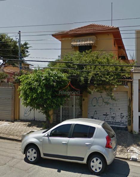 Casa residencial à venda, Belenzinho, São Paulo - CA0054.