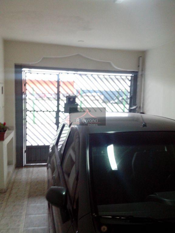 Casa residencial à venda, Belenzinho, São Paulo - CA0259.