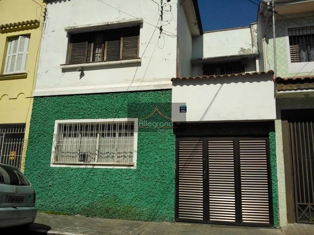 Casa residencial à venda, Belenzinho, São Paulo - CA0253.