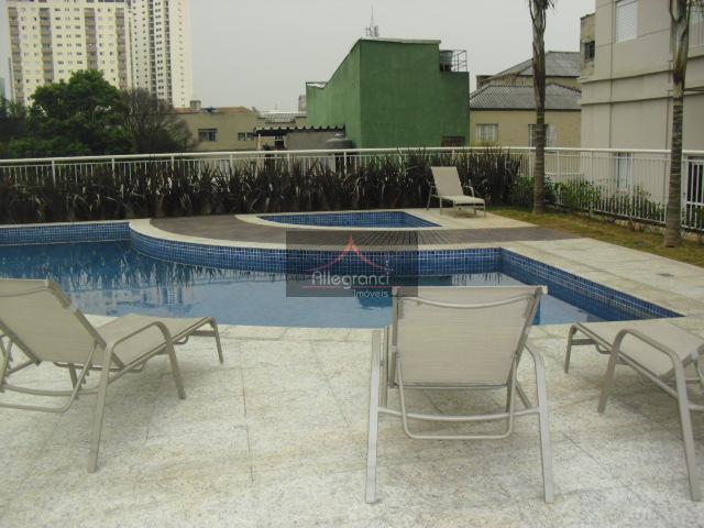 Apartamento residencial à venda, Belenzinho, São Paulo - AP0489.