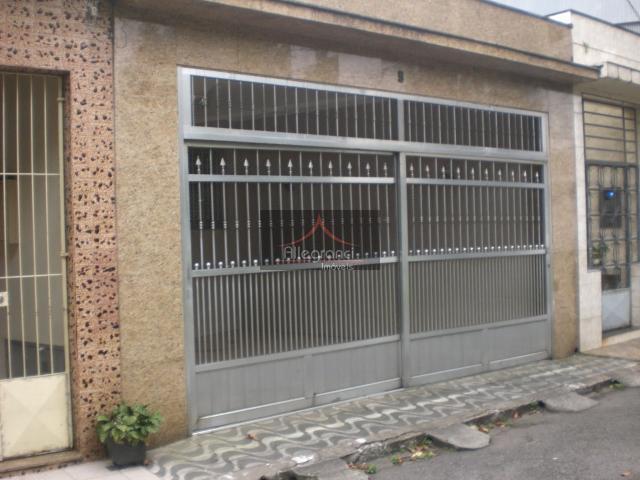 Casa residencial à venda, Belenzinho, São Paulo - CA0093.