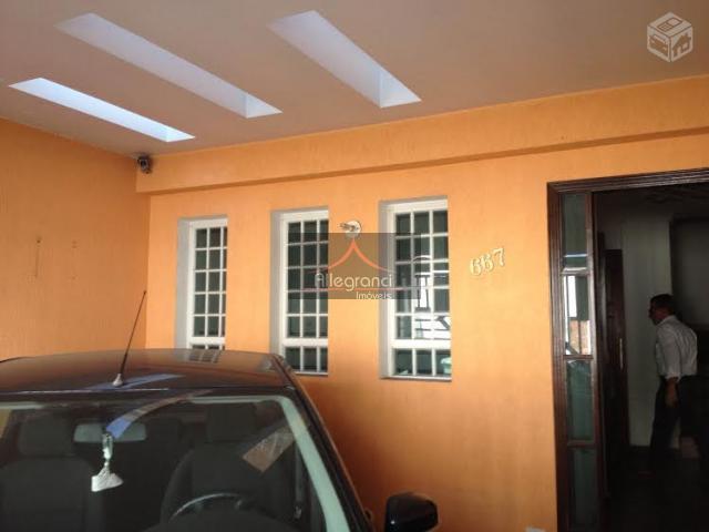 Casa residencial à venda, Belenzinho, São Paulo - CA0354.