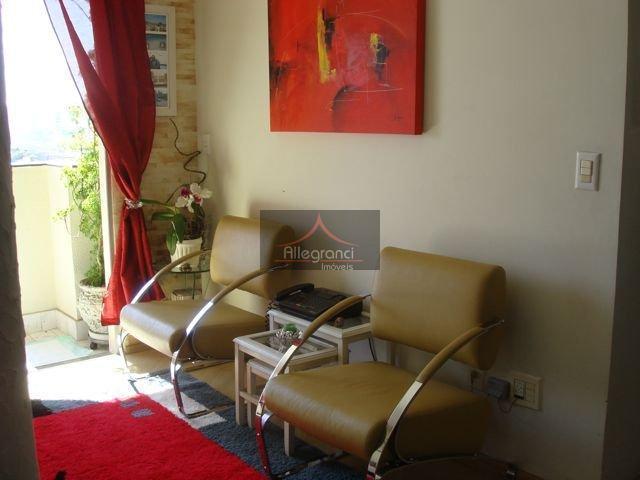 cobertura duplexmoóca.área útil de 126 m² sendo: sala de estar, sala de jantar, 3 dormitórios sendo...
