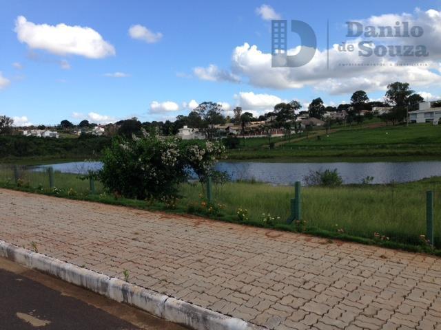 Terreno  residencial à venda, Condomínio Quintas do Lago, Araxá.