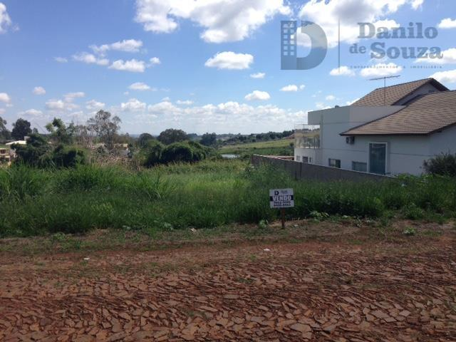 Terreno  residencial à venda, Condomínio Riviera Do Lago, Araxá.