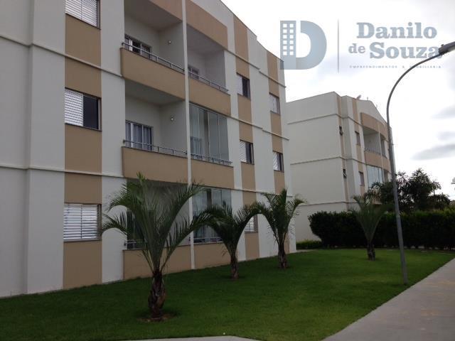 Apartamento  residencial à venda, Residencial Solarium,Araxá.